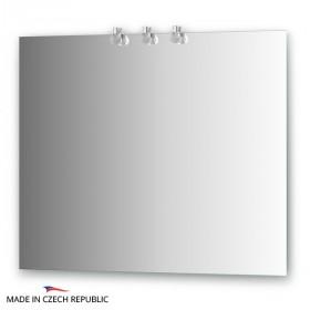 Зеркало со светильниками 90х75 см ELLUX CRISTAL CRY-D3 0212
