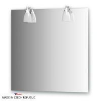 Зеркало со светильниками 75х75 см ELLUX ROMANCE ROM-A2 0210