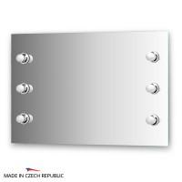 Зеркало со светильниками 90х60 см ELLUX RONDO RON-A6 9001