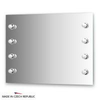 Зеркало со светильниками 100х75 см ELLUX RONDO RON-A8 9007
