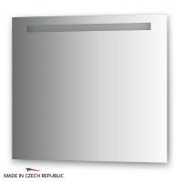 Зеркало со встроенным светильником 80х70 см ELLUX STRIPE LED STR-A1 9119