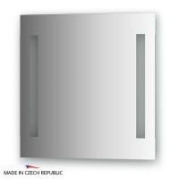 Зеркало со встроенными светильниками 55х55 см ELLUX STRIPE LED STR-A2 9102