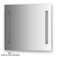 Зеркало со встроенными светильниками 60х55 см ELLUX STRIPE LED STR-A2 9103