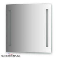 Зеркало со встроенными светильниками 70х70 см ELLUX STRIPE LED STR-A2 9118