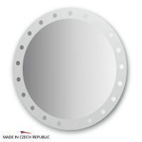 Зеркало FBS Artistica CZ 0715 80х80 с орнаментом