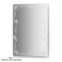 Зеркало FBS Artistica CZ 0766 50х70 с орнаментом