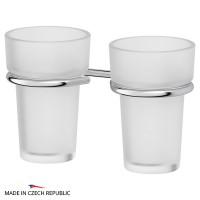 Держатель с 2-мя стаканами - компонент для штанги FBS Universal UNI 026