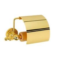 Держатель туалетной бумаги с крышкой Boheme Imperiale 10401