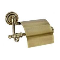Держатель туалетной бумаги с крышкой Boheme Medici 10601