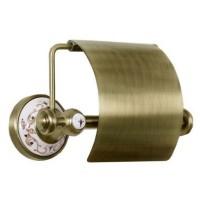 Держатель туалетной бумаги с крышкой Boheme Provanse 10801