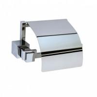 Держатель туалетной бумаги с крышкой Boheme Venturo 10301