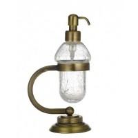 Дозатор для жидкого мыла Boheme Murano 10909-BR