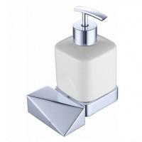 Дозатор для жидкого мыла Boheme New Venturo 10317-CR