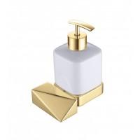 Дозатор для жидкого мыла Boheme New Venturo 10317-G