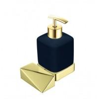 Дозатор для жидкого мыла Boheme New Venturo 10317-G-B