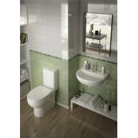 Комплект мебели для ванной комнаты (раковина+зеркало) KERAMA MARAZZI Buongiorno BG-mi-100-1-wb-55