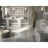 Комплект мебели для ванной комнаты (раковина+зеркало) KERAMA MARAZZI Pompei Po-80-col-mi-wb-WHT