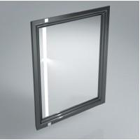 Зеркало 60 см, черное KERAMA MARAZZI Pompei Po.mi.60\BLK