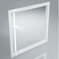 Зеркало 80 см, белое KERAMA MARAZZI Pompei Po.mi.80\WHT