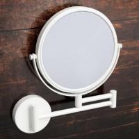 Косметическое зеркало 190мм Bemeta White 112201514 белое