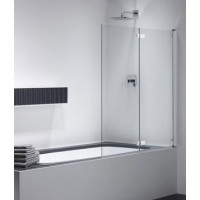 Шторка для ванны 1200х1400мм Provex Combi CK-1 1003 CK 05 GL R
