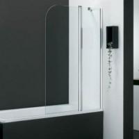 Шторка для ванны 1100х1425мм Provex Vario 2001 KV 28 GL R +