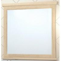 Зеркало Opadiris Гарда для ванной комнаты бьянко
