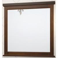 Зеркало Opadiris Гарда для ванной комнаты орех антикварный