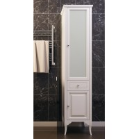 Шкаф-пенал напольный Opadiris Глория для ванной комнаты