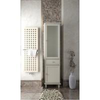 Шкаф-пенал Opadiris Санрайз напольный для ванной комнаты слоновая кость