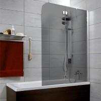 Шторка на ванну Radaway Torrenta PND 121 R стекло графит 201203-105NR