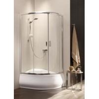 Душевой уголок Radaway Premium Plus E 170 100x80x170 прозрачное стекло 30481-01-01N