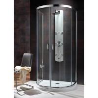 Душевой уголок Radaway Premium Plus P 100x90x190 прозрачное стекло 33300-01-01N