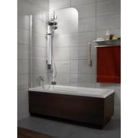 Шторка на ванну Radaway Torrenta PND 100 L прозрачное стекло 201202-101NL