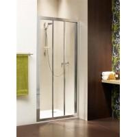 Душевая дверь в нишу Radaway Treviso DW 120 коричневое стекло 32333-01-08N