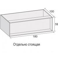 Панель для ванны Riho GIRASOLE 180х100 отдельно стоящей 4ZGI008*FIN