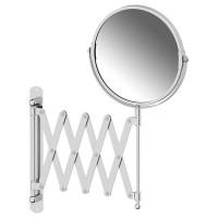 Косметическое зеркало двустороннее x2 Sorcosa Plain SOR 002