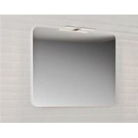 Зеркало Berloni Bagno SRL05 с подсветкой Led с 4-х сторон 105х2x70см. без светильника