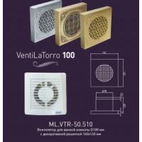 Вентилятор для ванной комнаты Migliore ML.VTR50.510 (хром)
