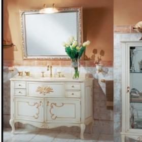 Комплект мебели 131см Linea Tre Gold арт.63/3, Lineatre (ЛиниаТрэ), мебель от 100 до 200 см
