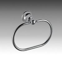 Полотенцедержатель-кольцо Inda Raffaella A 32160 CR