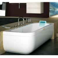 Гидромассажная ванна 180x80см Jacuzzi Aquasoul Lounge 9443-564A Sx