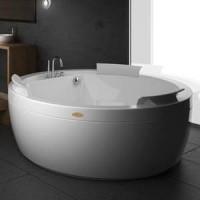 Гидромассажная ванна 180х180см Jacuzzi Gamma Nova Design 9450-347A