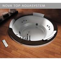 Гидромассажная ванна 180х180см Jacuzzi Nova Top 9F43-542A