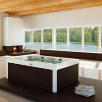 Гидромассажная ванна 190х150см Jacuzzi Unique Top