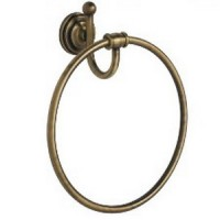 Полотенцедержатель-кольцо Labor Legno Victoria H969B