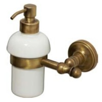 Дозатор для жидкого мыла Migliore Mirella ML.MRL-M068 BR