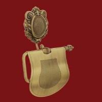 Бумагодержатель Migliore Cleopatra ML.CLE-60.706 BR