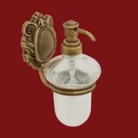 Дозатор жидкого мыла настенный Migliore Cleopatra ML.CLE-60.707 BR