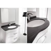 Комплект мебели для ванной Eban Rachele 90 композиция K15